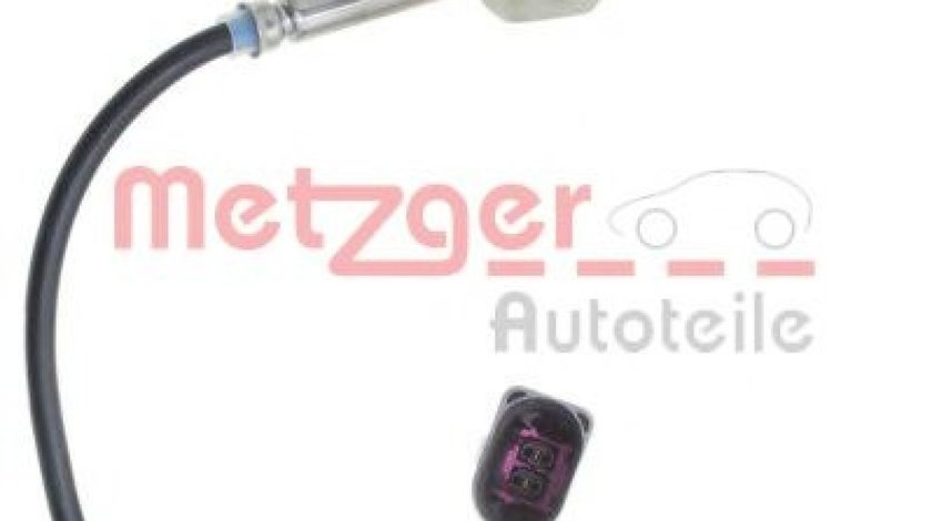 Senzor, temperatura gaze evacuare AUDI A2 (8Z0) (2000 - 2005) METZGER 0894298 piesa NOUA