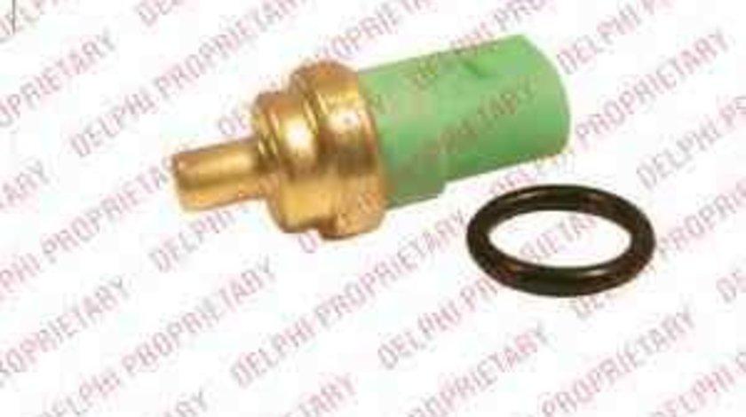 Senzor,temperatura lichid de racire AUDI A4 (8E2, B6) DELPHI TS10236-12B1