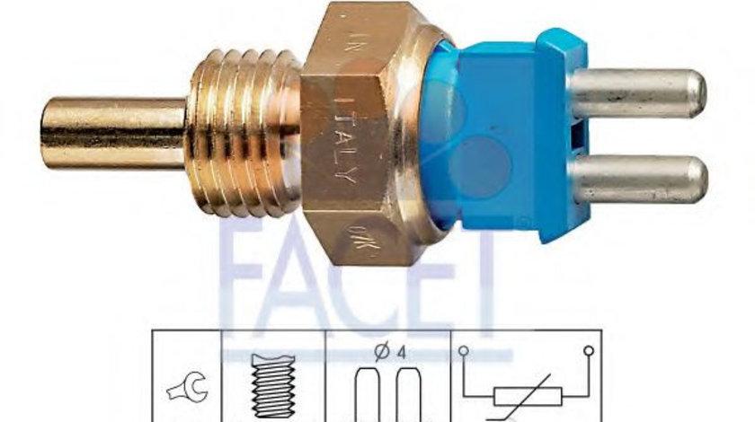 Senzor,temperatura lichid de racire MERCEDES C-CLASS Combi (S202) (1996 - 2001) FACET 7.3139 piesa NOUA