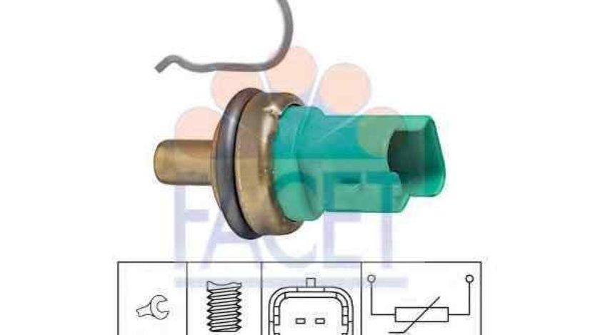 Senzor,temperatura lichid de racire PEUGEOT 406 (8B) Producator FACET 7.3292