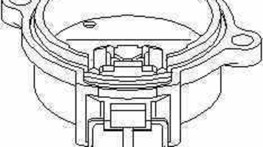 senzor turatie management motor AUDI 100 Avant 4A C4 TOPRAN 110 822