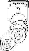 senzor turatie management motor OPEL ASTRA G hatchback F48 F08 TOPRAN 207 419