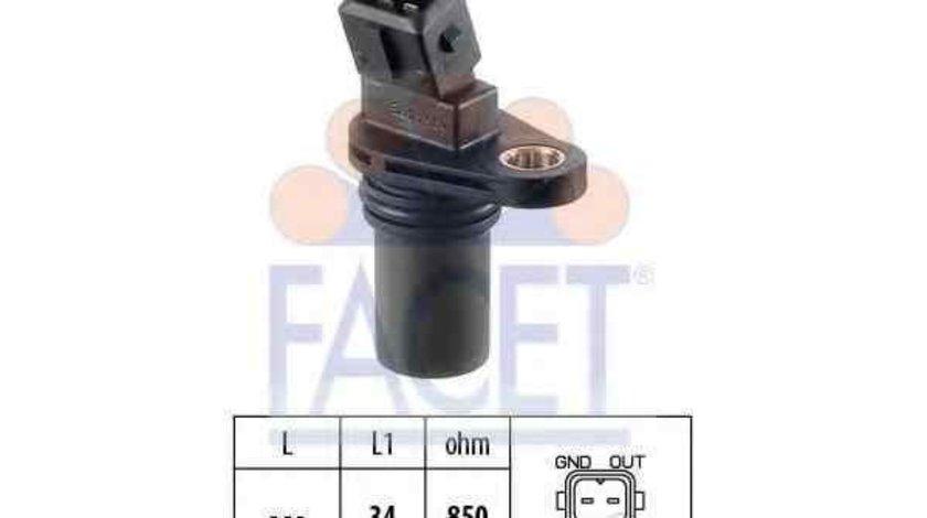Senzor turatie,management motor SMART FORFOUR (454) EPS 1953354