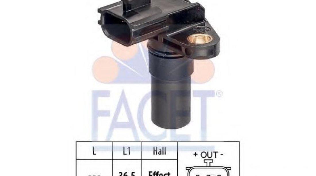 Senzor turatie,management motor SUBARU LEGACY V (BM, BR) (2009 - 2016) FACET 9.0775 produs NOU