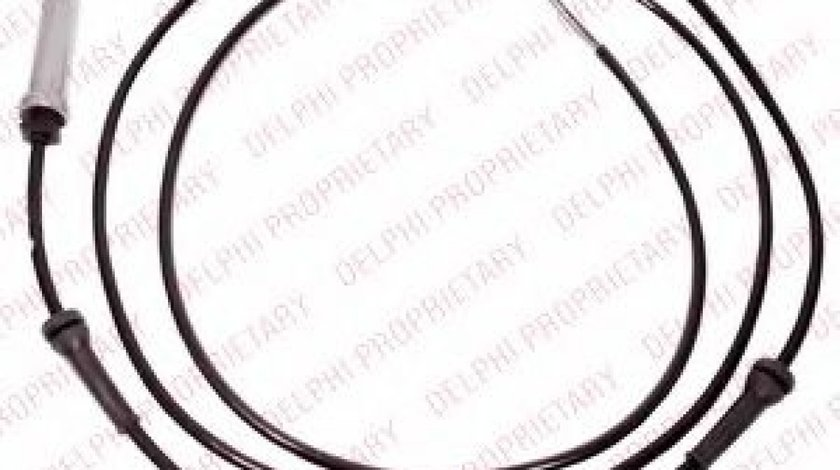 Senzor,turatie roata VW LT II platou / sasiu (2DC, 2DF, 2DG, 2DL, 2DM) (1996 - 2006) DELPHI SS20210 piesa NOUA