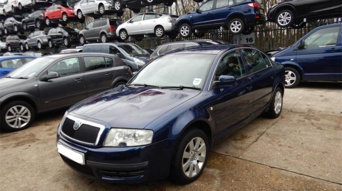Senzor turatie Skoda Superb 2004 Sedan 1.9 TDi