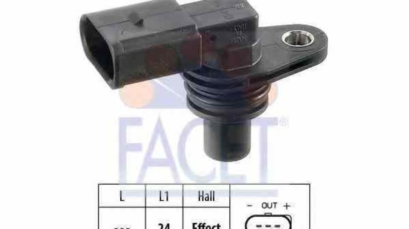 senzor turatiemanagement motor VW LUPO 6X1 6E1 FACET 9.0269