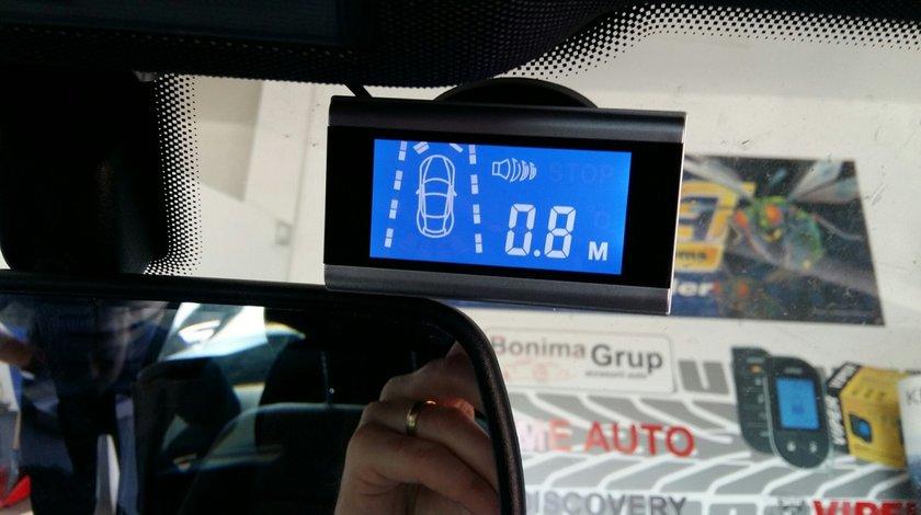 Senzori de parcare fata-spate display LCD