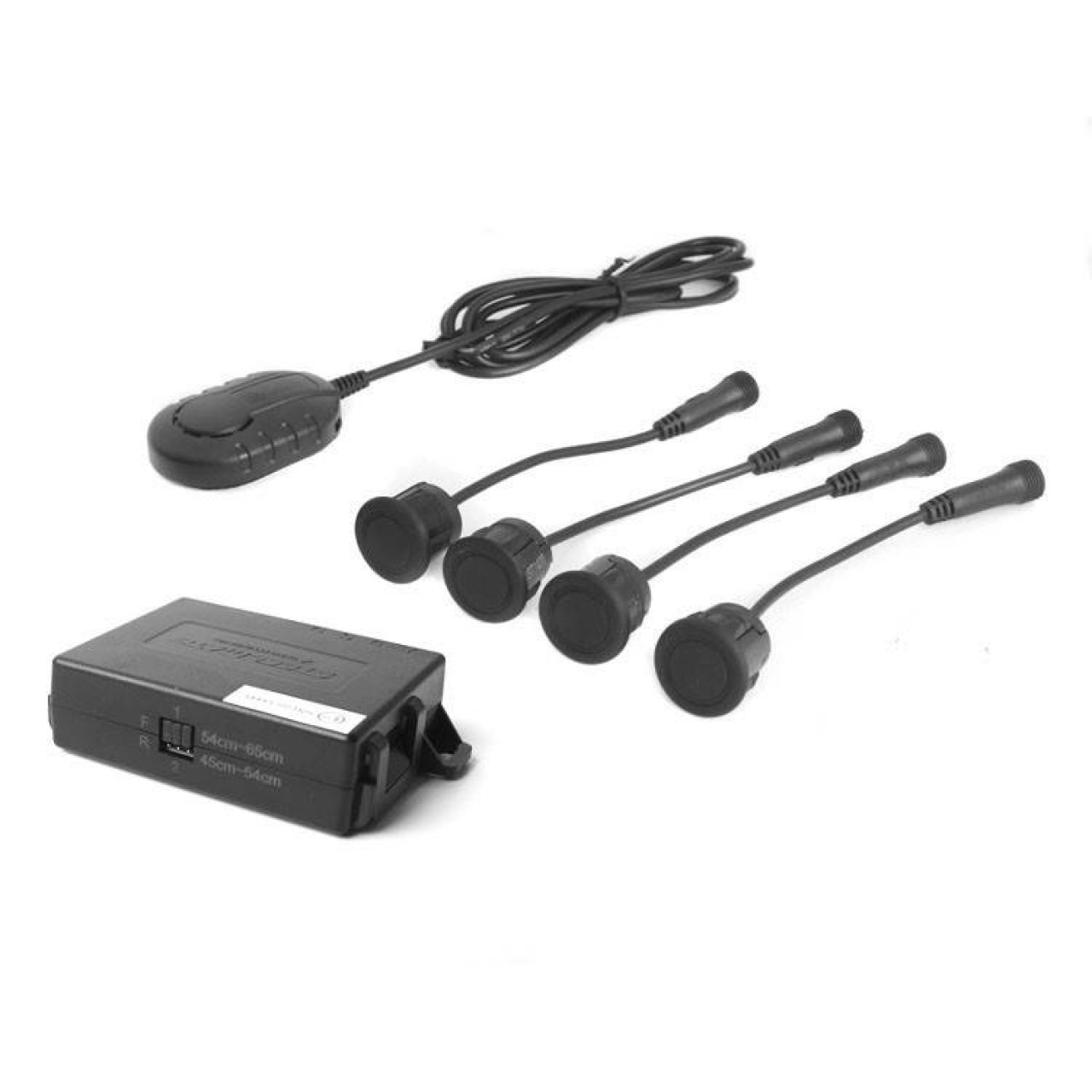 Senzori de parcare spate sau fata STEELMATE PTS411EX fara display alimentare 12-24v