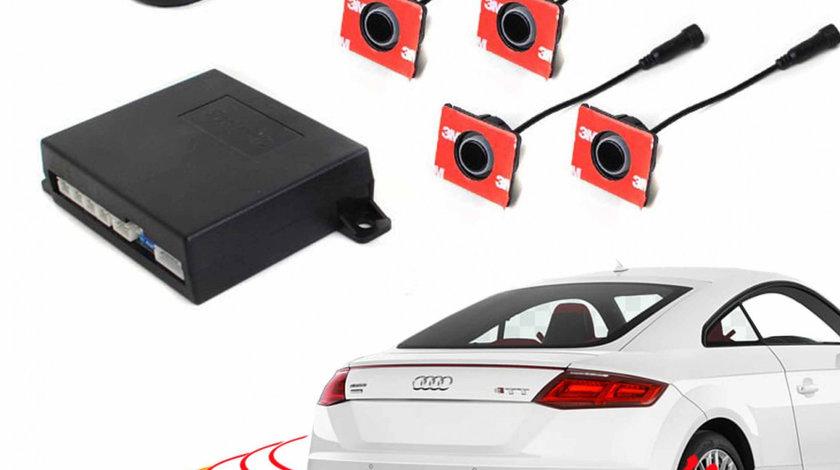 Senzori de parcare spate STEELMATE PTS410EX cu aspect OEM, fara display