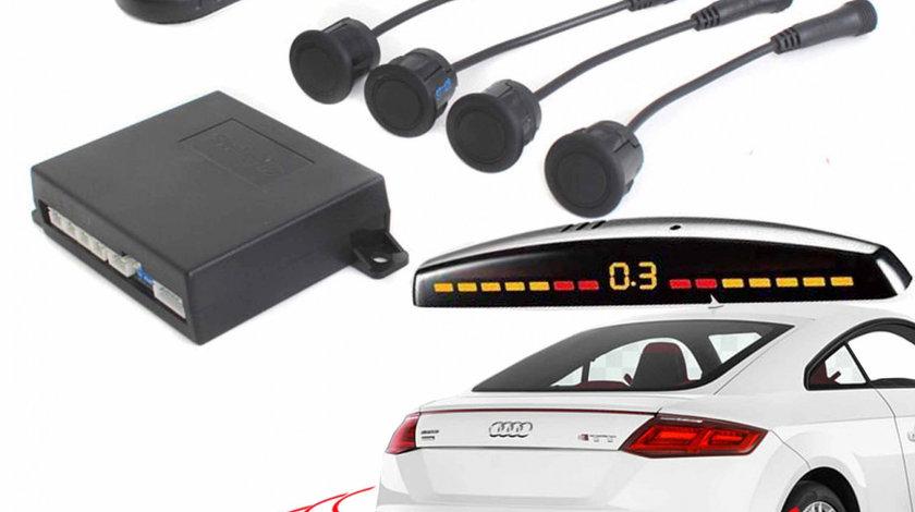 Senzori de parcare spate STEELMATE PTS410EX cu display M7