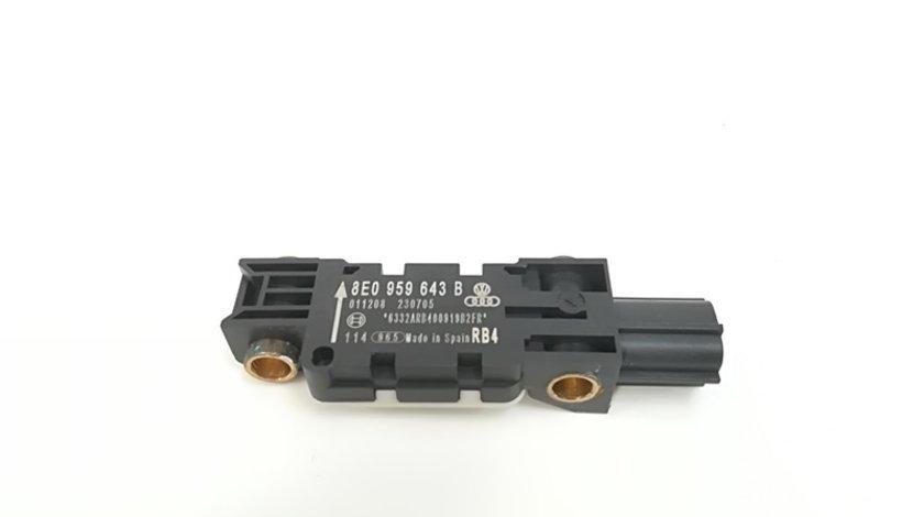 Senzori impact 8E0959643B, Audi A4 (8EC, B7) 1.9 tdi (id:141267)