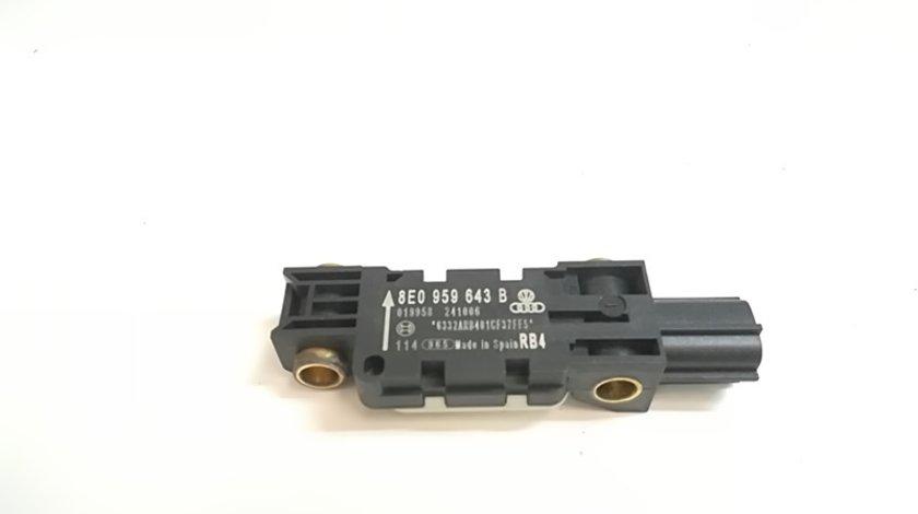 Senzori impact 8E0959643B, Audi A4 Avant (8ED, B7) 2.7TDI (id:123359)