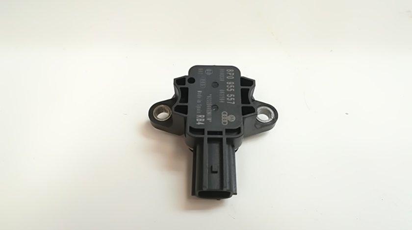 Senzori impact, cod 8P0955557, Audi A4 (8EC, B7) (id:128357)