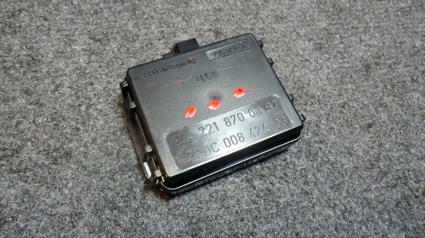 Senzori lumina/ploaie Mercedes S-class W221 A2218700092