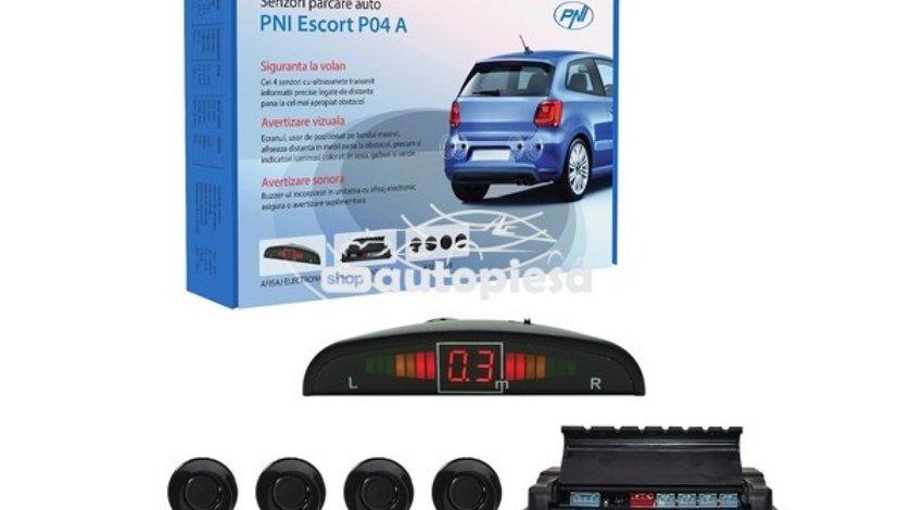 Senzori parcare auto Escort cu 4 receptori PNI PNI-P04 produs NOU