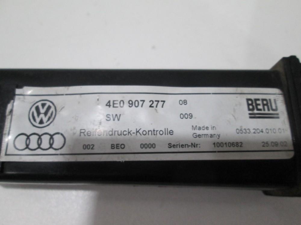 Senzori presiune pneuri Audi A8 an 2004-2009 cod 4E09007277