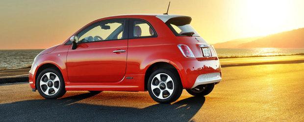 Sergio Marchionne isi roaga clientii sa nu cumpere modelul Fiat 500e