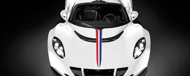 Seria Hennesey Venom GT World Record Edition s-a vandut in timp... record!