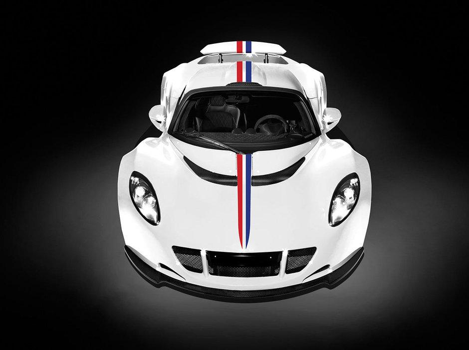 Seria Hennesey Venom GT World Record Edition s-a vandut in timp... record!