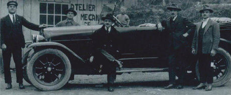 Serial Petre Cristea, ep. 4: din nou in Raliul Monte Carlo 1935