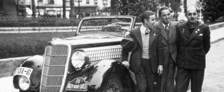 Serial Petre Cristea, ep. 5: povestea victoriei in Raliul Monte Carlo 1936