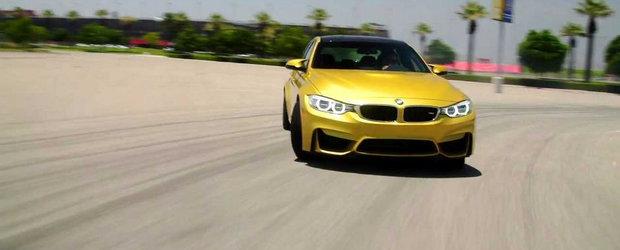Sesiune dyno, plus test complet cu noul BMW M3 Sedan