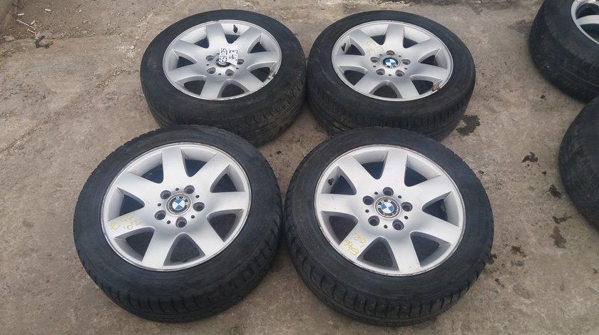 Set 153 - Jante aliaj BMW Seria 3 E46 R16, 5 x 120 - cod BMW-4A-17