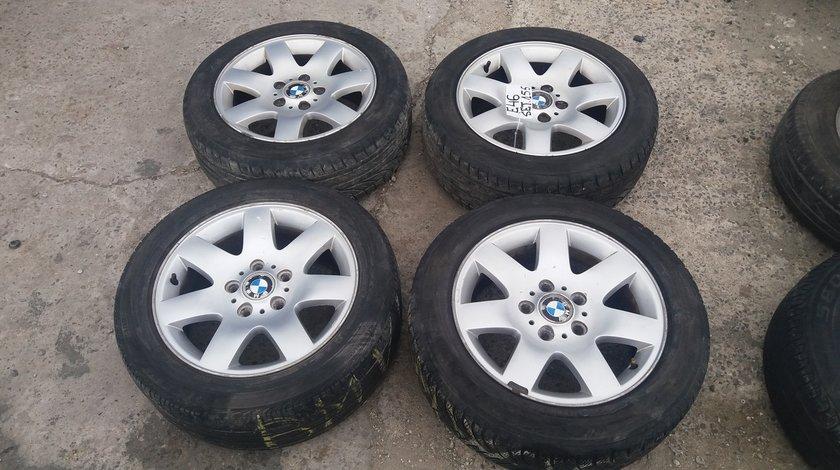 Set 155 - Jante aliaj BMW Seria 3 E46, ZR16, 5 x 120 - cod BMW-4A-18