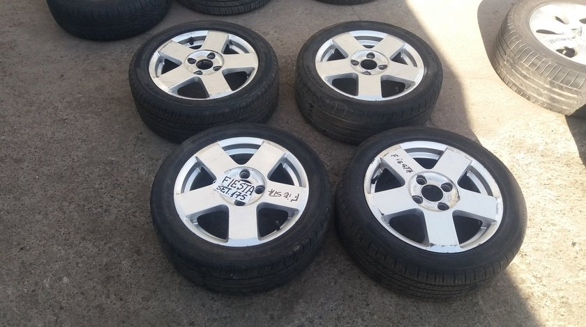 Set 175 - Jante aliaj Ford Fiesta V, R15, 4 x 108 - cod FOR-4A-8