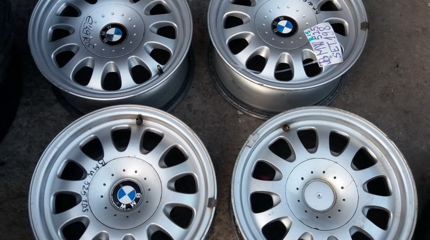 Set 198 - Jante aliaj BMW E39 - Seria 5, R15, 5 x 120 - cod BMW-4A-21