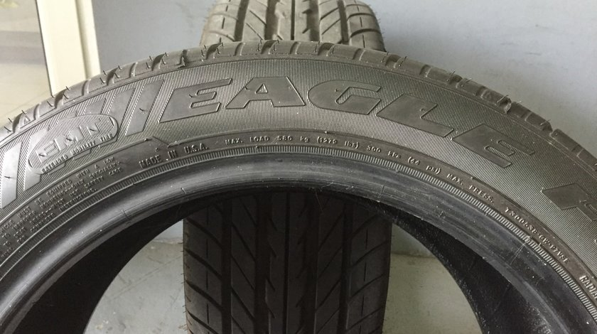 Set 2 anvelope Goodyear Eagle F1 GS P275/40 ZR18 94Y runflat nerulate