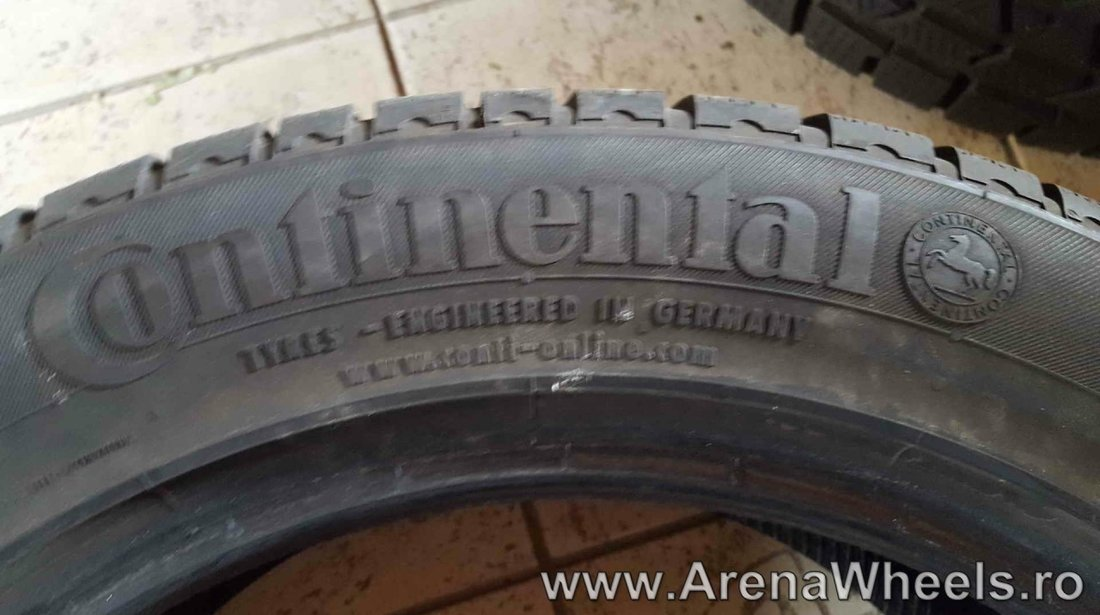 SET 2 ANVELOPE IARNA 17 inch Continental CrosContact Winter 225/55 R17