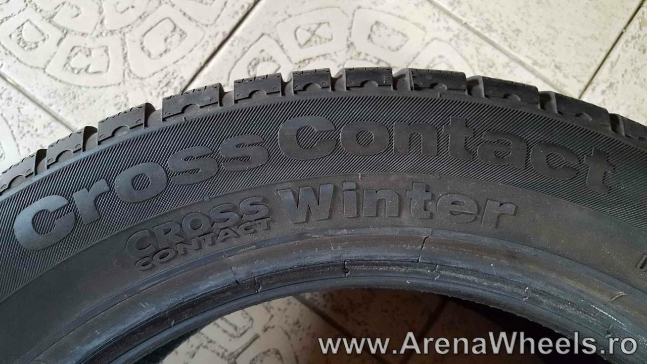SET 2 ANVELOPE IARNA 17 inch Continental CrosContact Winter 225/55 R17