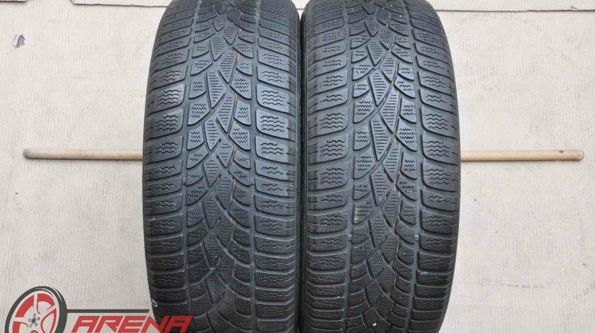 Set 2 Anvelope Iarna 17 inch Dunlop WinterSport 3D 225/50 R17 98V