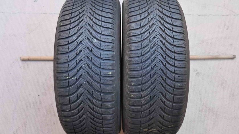 Set 2 Anvelope Iarna 17 inch Michelin Alpin A4 225/50 R17 98V