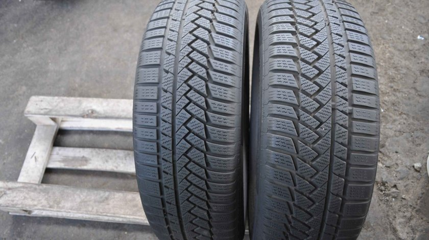 SET 2 Anvelope Iarna 205/60 R16 CONTINENTAL WinterContact TS850P 92H
