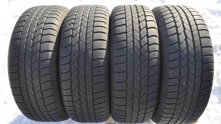SET 2 Anvelope Iarna 215/60 R17 CONTINENTAL 4x4 WINTER CONTACT 96H