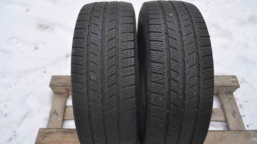 SET 2 Anvelope Iarna 215/65 R16C CONTINENTAL VanContact WINTER 109/107R