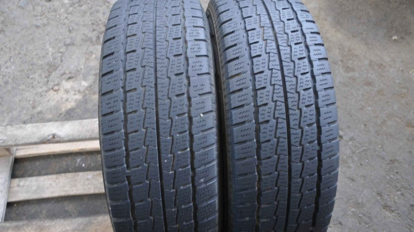 SET 2 Anvelope Iarna 215/65 R16C HANKOOK WINTER RW06 106/104T