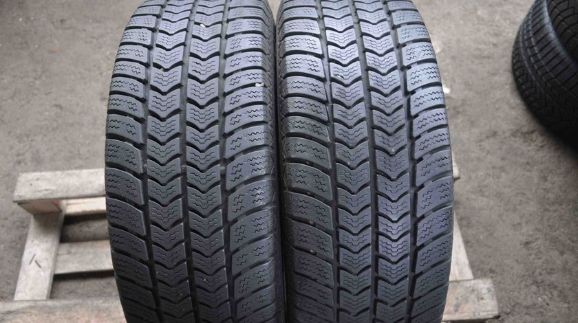 SET 2 Anvelope Iarna 215/65 R16C SEMPERIT VanGrip 2 109/107R