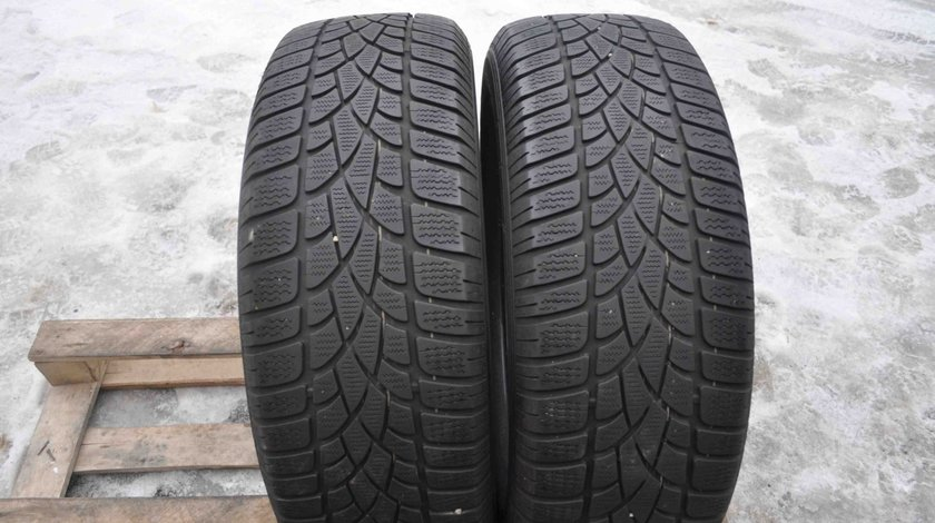SET 2 Anvelope Iarna 235/65 R17 DUNLOP SP WINTER SPORT 3D 104H