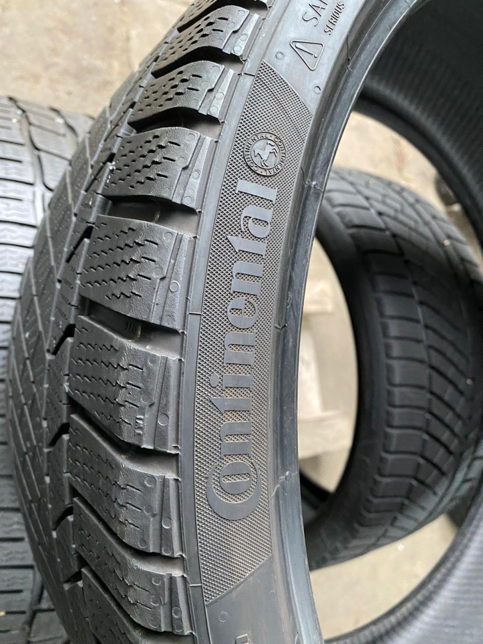 SET 2 Anvelope Iarna 245/30 R20 CONTINENTAL ContiWintercontact TS830P 90W