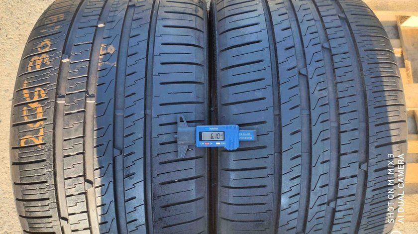 SET 2 Anvelope Vara 265/30 R19 DURATURN Mozzo Sport 98Y - XL