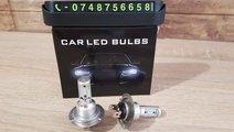 Set 2 becuri led H7 / 12V / 55W Culoare alb 6000 K...