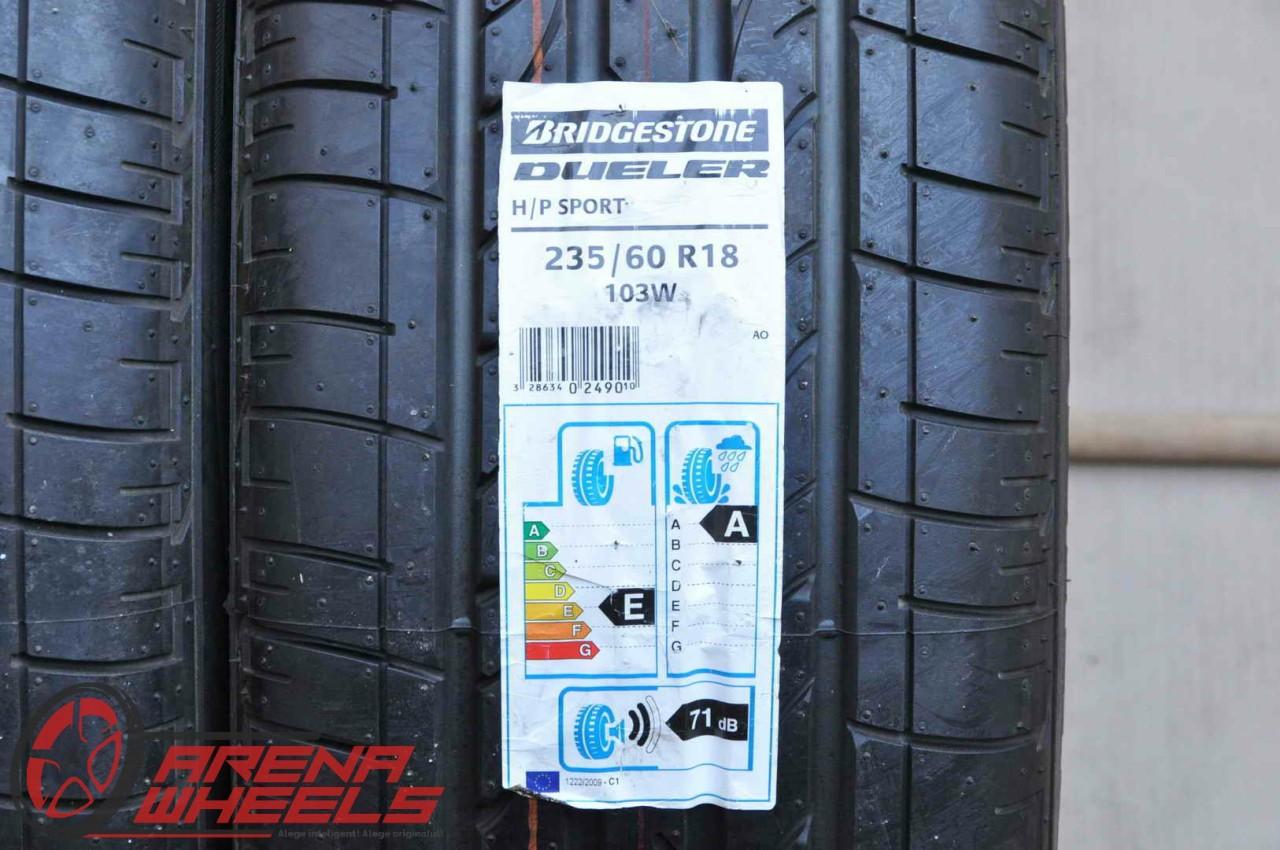 Set 2 buc Anvelope Vara 18 inch Bridgestone Dueler HP 235/60 R18 103W