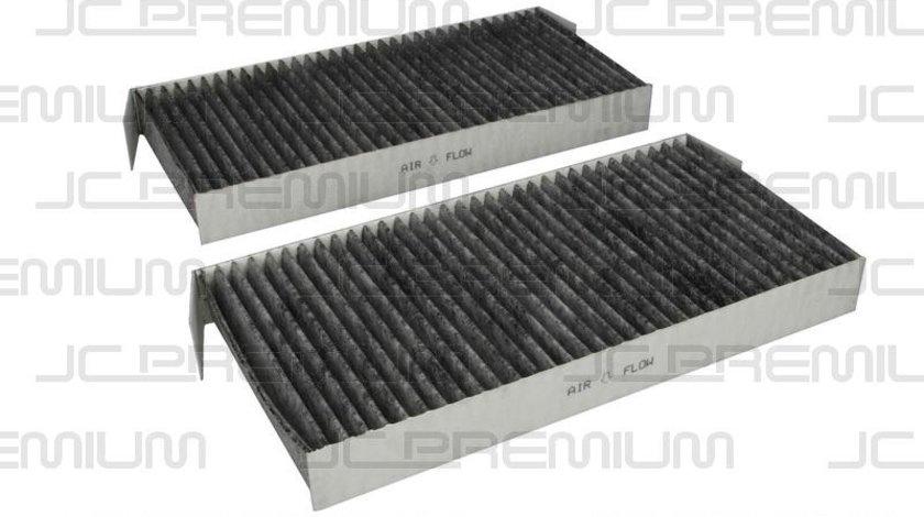 Set 2 filtre polen cu carbon activ jc premium pt renault laguna 3