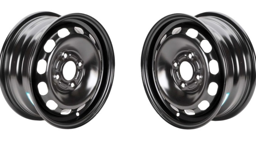 Set 2 Jante otel Mazda Mazda 2 2007-2015- 6Jx14 H2, 4x100x54, ET45