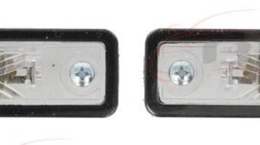 Set 2 lampi nr inmatriculare tip led blic pt opel astra f,astra g,omega,vectra b,zafira a