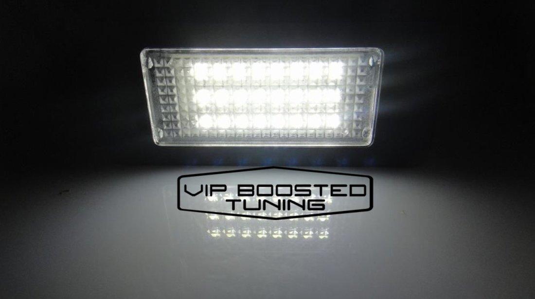 Set 2 lampi numar led canbus dedicate  VW Passat B6 VARIANT 2008-2009